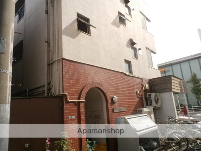 東京都目黒区、祐天寺駅徒歩19分の築30年 5階建の賃貸マンション