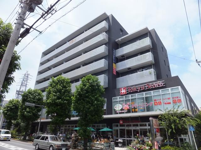 東京都世田谷区、学芸大学駅徒歩10分の築7年 7階建の賃貸マンション