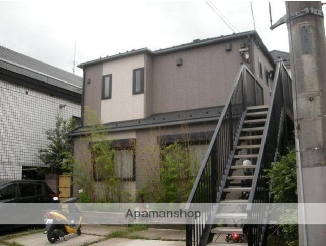 東京都目黒区、学芸大学駅徒歩4分の築11年 2階建の賃貸アパート
