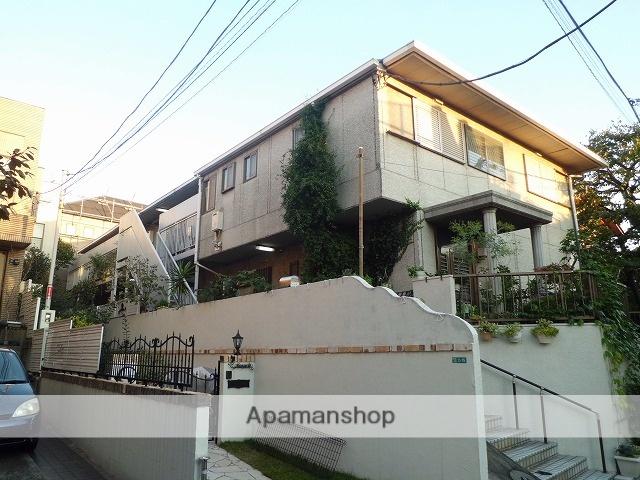 東京都目黒区、学芸大学駅徒歩13分の築27年 2階建の賃貸アパート