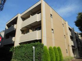 東京都目黒区、都立大学駅徒歩17分の築11年 3階建の賃貸マンション