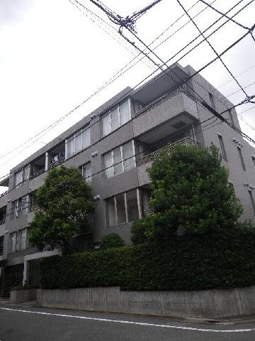 東京都目黒区、祐天寺駅徒歩10分の築21年 4階建の賃貸マンション