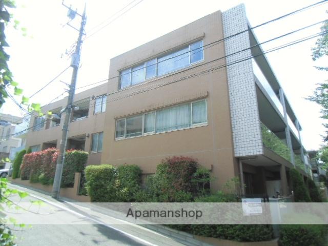 東京都目黒区、都立大学駅徒歩10分の築11年 3階建の賃貸マンション