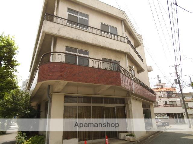 東京都目黒区、祐天寺駅徒歩8分の築44年 3階建の賃貸マンション