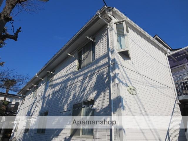 東京都世田谷区、三軒茶屋駅徒歩19分の築22年 2階建の賃貸アパート