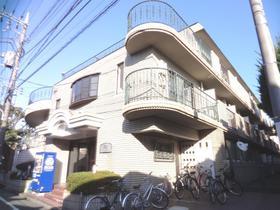 東京都目黒区、都立大学駅徒歩8分の築29年 3階建の賃貸マンション