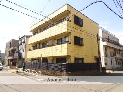 東京都目黒区、祐天寺駅徒歩16分の築14年 3階建の賃貸マンション