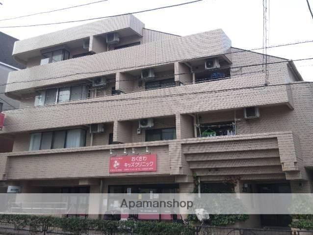 東京都世田谷区、自由が丘駅徒歩10分の築29年 4階建の賃貸マンション