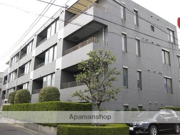 東京都目黒区、祐天寺駅徒歩9分の築25年 4階建の賃貸マンション