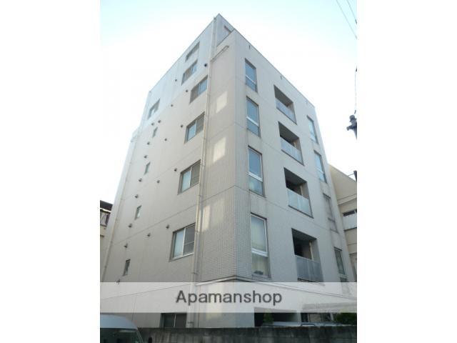 東京都目黒区、都立大学駅徒歩1分の築14年 6階建の賃貸マンション