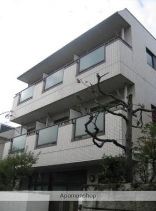 東京都目黒区、都立大学駅徒歩5分の築27年 3階建の賃貸マンション