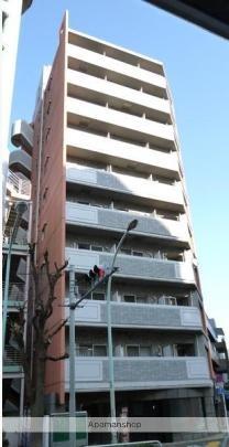 東京都目黒区、神泉駅徒歩14分の築20年 10階建の賃貸マンション