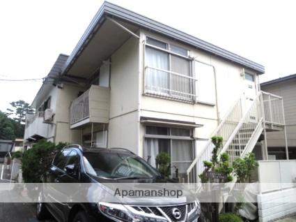 東京都世田谷区、二子玉川駅徒歩11分の築38年 2階建の賃貸アパート