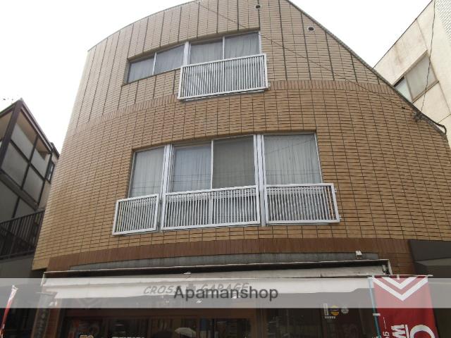 東京都目黒区、祐天寺駅徒歩10分の築33年 3階建の賃貸マンション