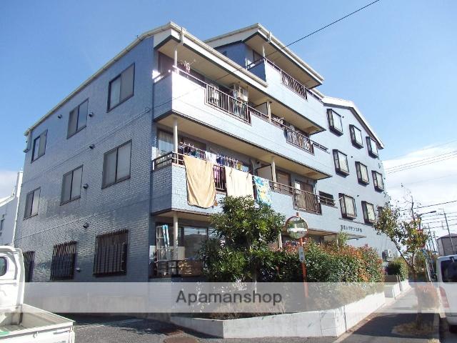 東京都江戸川区、一之江駅徒歩27分の築25年 4階建の賃貸マンション