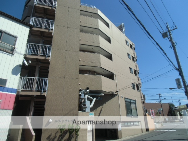 東京都江戸川区、葛西駅徒歩22分の築17年 6階建の賃貸マンション