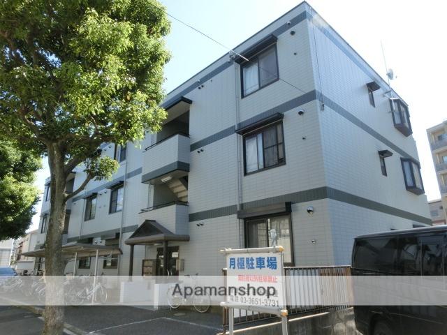 東京都江戸川区、東大島駅徒歩25分の築24年 3階建の賃貸マンション