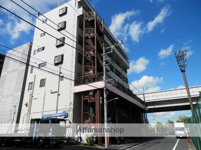 東京都江戸川区、一之江駅徒歩30分の築25年 7階建の賃貸マンション