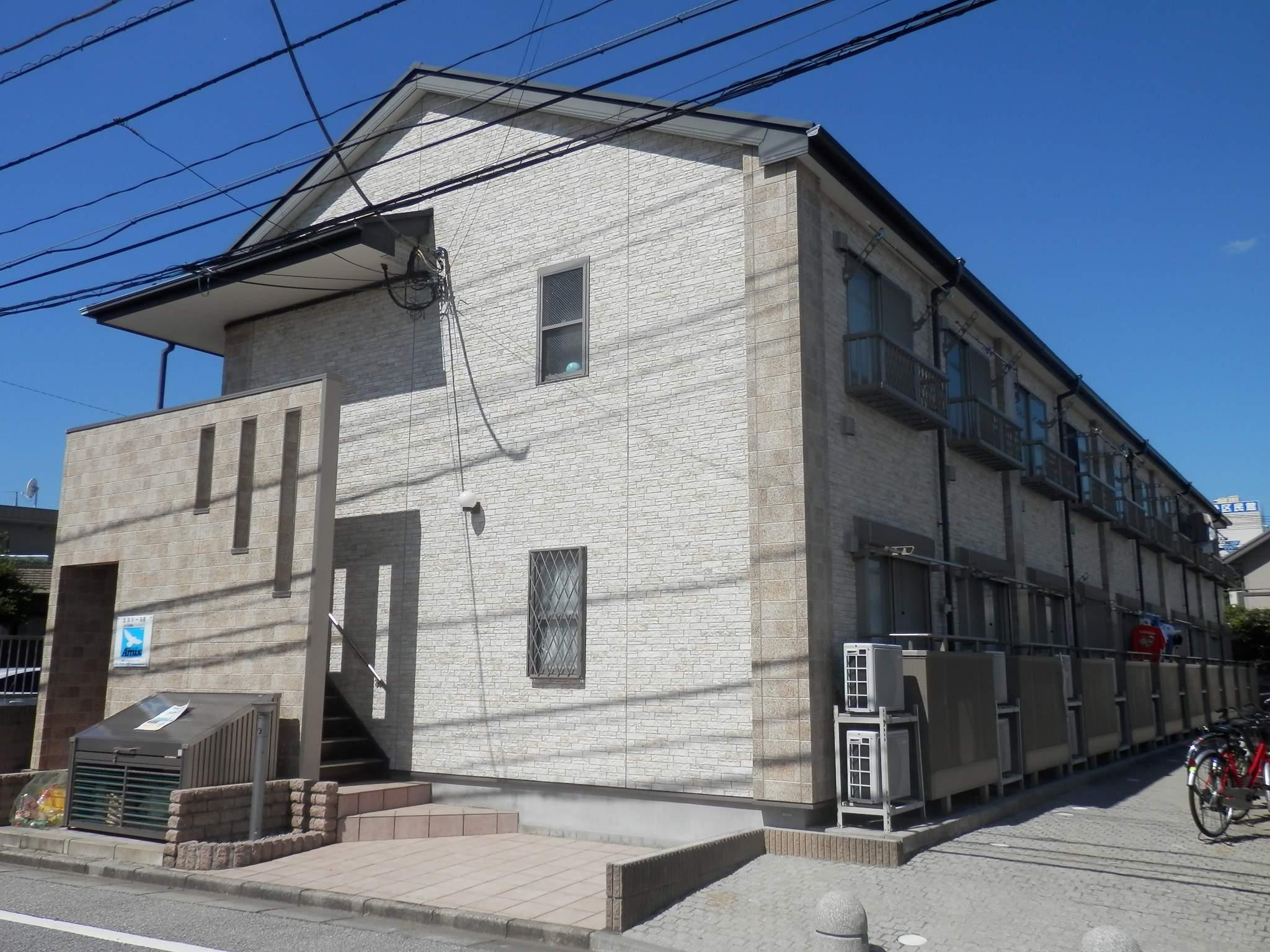 東京都江戸川区、小岩駅徒歩39分の築10年 2階建の賃貸アパート