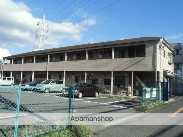 東京都江戸川区、一之江駅徒歩19分の築21年 2階建の賃貸アパート