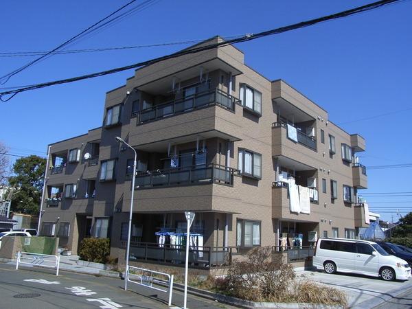 東京都江戸川区、小岩駅徒歩30分の築14年 3階建の賃貸マンション
