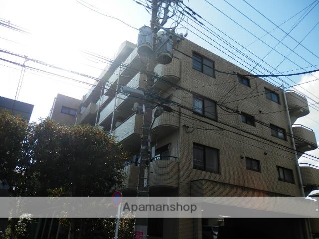 東京都江戸川区、船堀駅徒歩10分の築28年 5階建の賃貸マンション