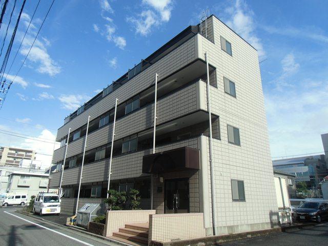 東京都江戸川区、一之江駅徒歩23分の築22年 4階建の賃貸マンション