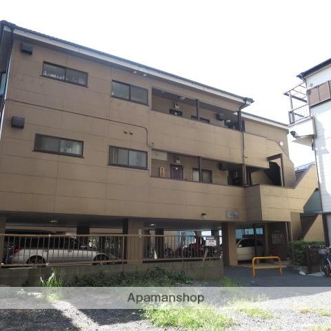 東京都江戸川区、葛西駅徒歩22分の築22年 3階建の賃貸アパート