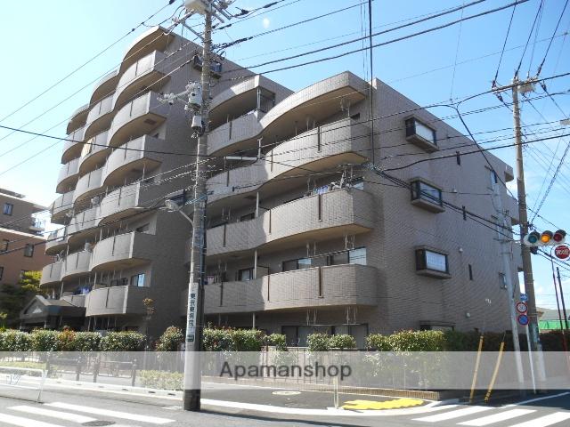 東京都江戸川区、瑞江駅徒歩11分の築19年 7階建の賃貸マンション