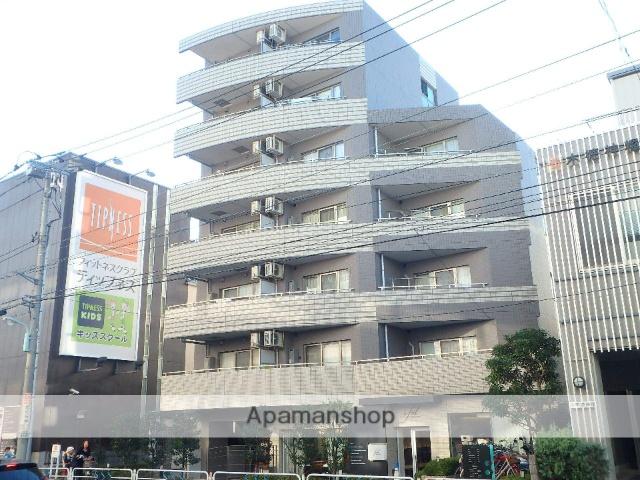 東京都江戸川区、一之江駅徒歩20分の築10年 7階建の賃貸マンション