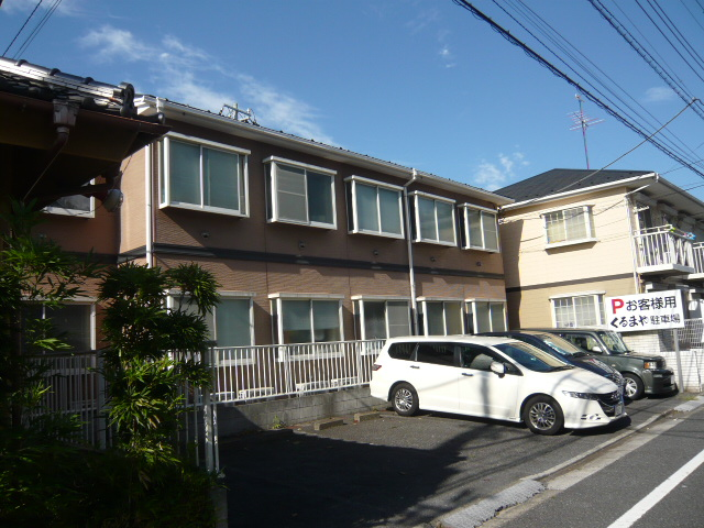 東京都江戸川区、瑞江駅徒歩25分の築25年 2階建の賃貸アパート
