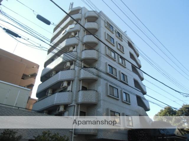 東京都江戸川区、瑞江駅徒歩30分の築22年 8階建の賃貸マンション