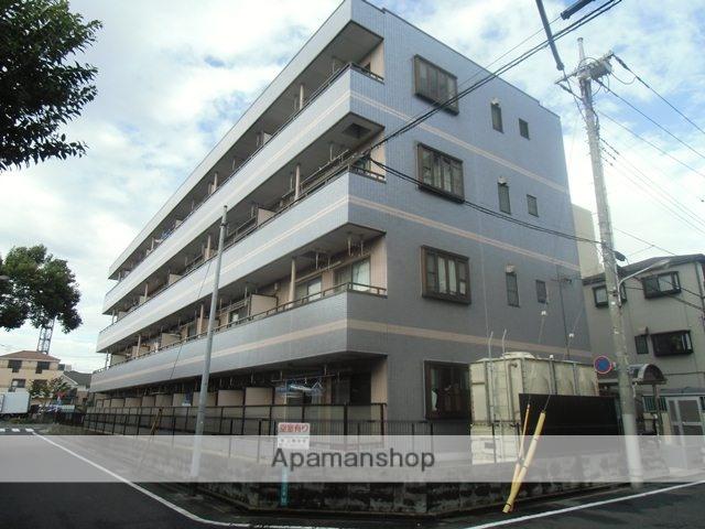 東京都江戸川区、一之江駅徒歩23分の築25年 4階建の賃貸マンション