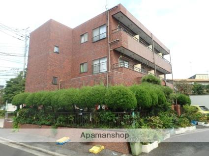 東京都江戸川区、船堀駅徒歩25分の築28年 3階建の賃貸マンション