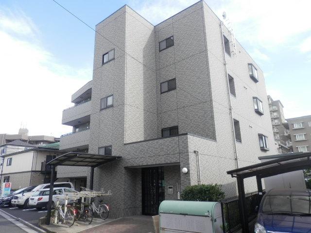 東京都江戸川区、船堀駅徒歩23分の築15年 4階建の賃貸マンション