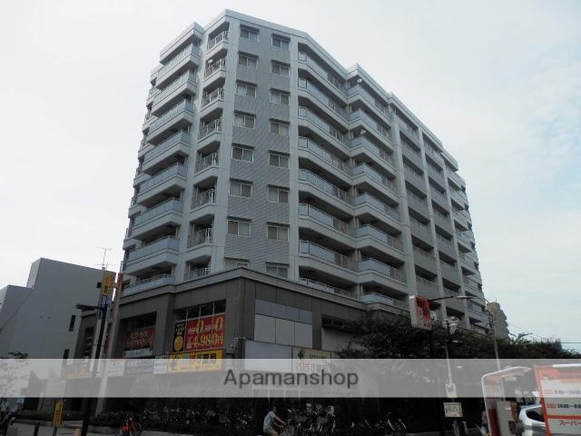 東京都江戸川区、東大島駅徒歩28分の築18年 10階建の賃貸マンション