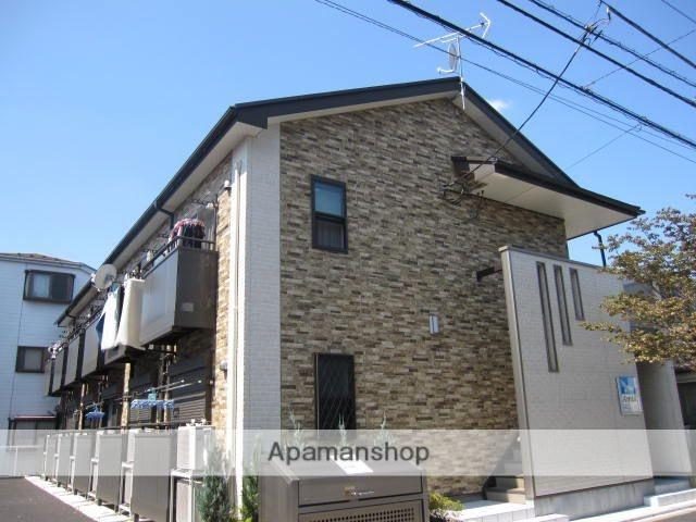 東京都江戸川区、瑞江駅徒歩30分の築5年 2階建の賃貸アパート