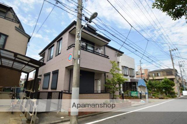 東京都江戸川区、篠崎駅徒歩12分の築16年 2階建の賃貸アパート