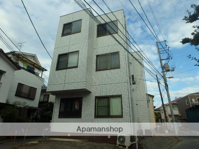 東京都江戸川区、一之江駅徒歩12分の築23年 3階建の賃貸マンション