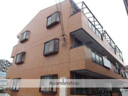 東京都江戸川区、船堀駅徒歩23分の築20年 3階建の賃貸マンション