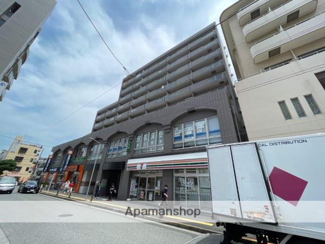 東京都江戸川区、一之江駅徒歩22分の築24年 10階建の賃貸マンション
