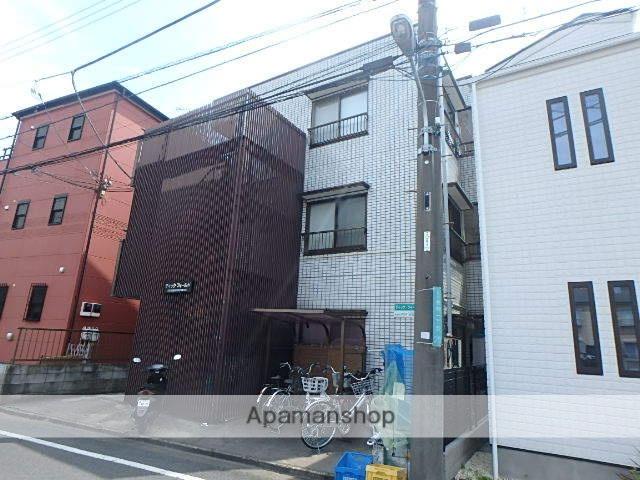 東京都江戸川区、瑞江駅徒歩28分の築27年 3階建の賃貸マンション