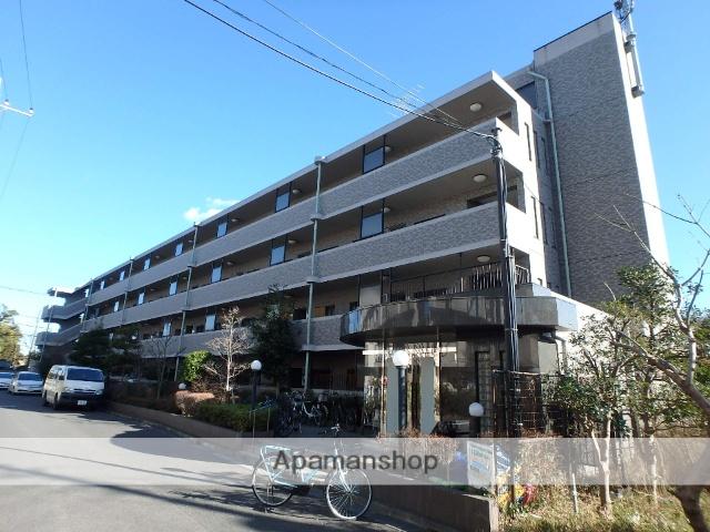 東京都江戸川区、一之江駅徒歩19分の築18年 5階建の賃貸マンション