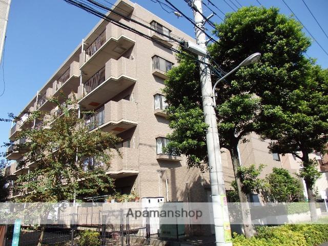 東京都江戸川区、一之江駅徒歩26分の築24年 5階建の賃貸マンション