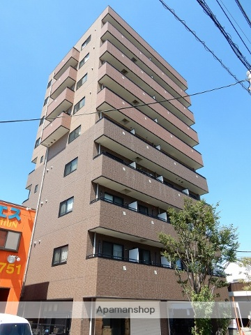 東京都江戸川区、一之江駅徒歩28分の築12年 9階建の賃貸マンション