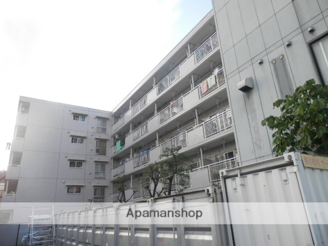 東京都江戸川区、東大島駅徒歩26分の築27年 5階建の賃貸マンション