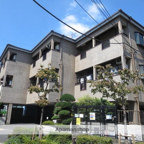 東京都江戸川区、船堀駅徒歩22分の築22年 3階建の賃貸マンション