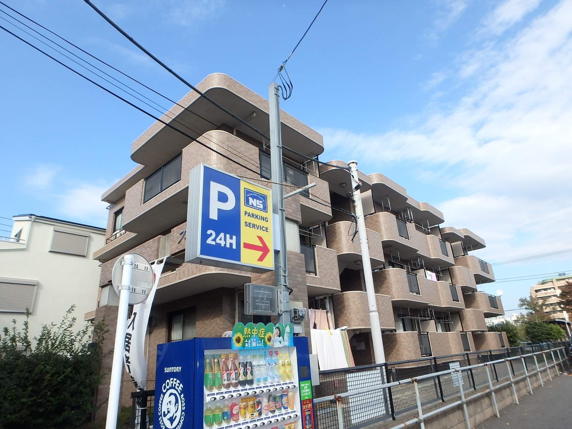 東京都江戸川区、一之江駅徒歩27分の築17年 3階建の賃貸マンション