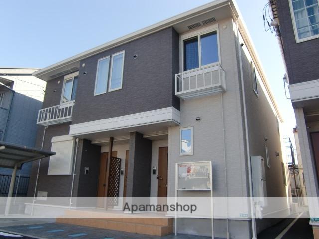 東京都江戸川区、小岩駅徒歩35分の築2年 2階建の賃貸アパート