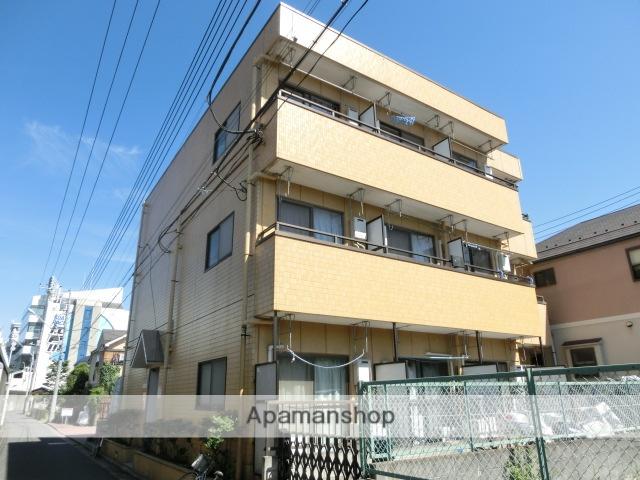 東京都江戸川区、東大島駅徒歩24分の築26年 3階建の賃貸マンション